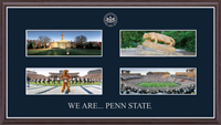 Pennsylvania State University Photo Frame - Campus Scene Photo Frame in Devon
