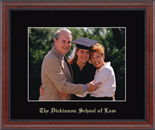 Pennsylvania State University Photo Frame - Embossed Photo Frame in Signet