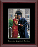 Rensselaer Polytechnic Institute Photo Frame - Embossed Photo Frame in Camby