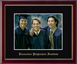 Rensselaer Polytechnic Institute Photo Frame - Embossed Photo Frame in Galleria