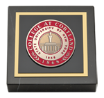 State University of New York Cortland Paperweight - Masterpiece Medallion Paperweight