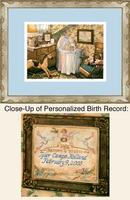 New Baby and Baby Shower Baby Frame - Baby's Room - It's a Boy! Framed Lithograph in Essex