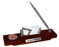 University of Louisiana Lafayette Desk Pen Set - Spirit Medallion Desk Pen Set