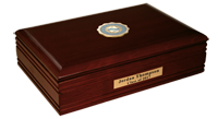 University of North Carolina Chapel Hill Desk Box - Masterpiece Medallion Desk Box