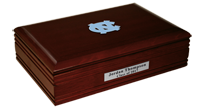 University of North Carolina Chapel Hill Desk Box - Spirit Medallion Desk Box