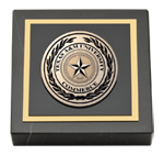 Texas A&M University - Commerce Masterpiece Medallion Paperweight - Masterpiece Medallion Paperweight