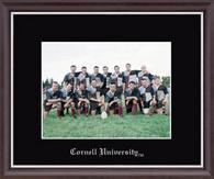 Cornell University Photo Frame - 5'x7' - Silver Embossed Photo Frame in Devon