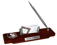 Florida State University Desk Pen Set - Spirit Medallion Desk Pen Set