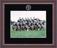 University of St. Thomas Photo Frame - Silver Embossed Photo Frame in Kensit Silver