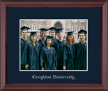 Creighton University Photo Frame - Embossed Photo Frame in Camby
