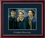 Creighton University Photo Frame - Embossed Photo Frame in Galleria
