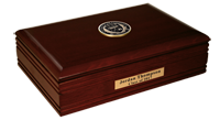 University of Louisiana Lafayette Desk Box - Masterpiece Medallion Desk Box