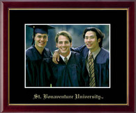 St. Bonaventure University Photo Frame - Embossed Photo Frame in Galleria