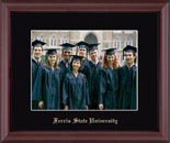 Tarrant County College Photo Frame - Embossed Photo Frame in Camby