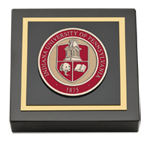 Indiana University of Pennsylvania Paperweight - Masterpiece Medallion Paperweight