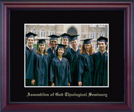 Assemblies of God Theological Seminary Photo Frame - Embossed Photo Frame in Camby