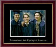 Assemblies of God Theological Seminary Photo Frame - Embossed Photo Frame in Galleria