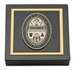 The University of Vermont Paperweight - Masterpiece Medallion Paperweight