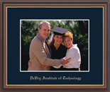 DeVry Institute of Technology Photo Frame - Embossed Photo Frame in Williamsburg