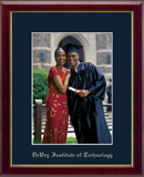 DeVry Institute of Technology Photo Frame - Embossed Photo Frame in Galleria