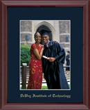 DeVry Institute of Technology Photo Frame - Embossed Photo Frame in Camby