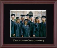 North Carolina Central University Photo Frame - Embossed Photo Frame in Camby
