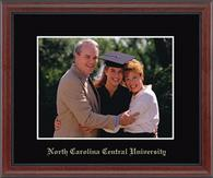North Carolina Central University Photo Frame - Embossed Photo Frame in Signet