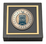 Gettysburg College Paperweight - Masterpiece Medallion Paperweight