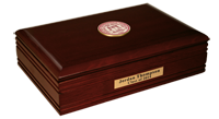 The University of Georgia Desk Box - Masterpiece Medallion Desk Box