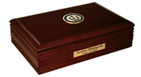 University of Massachusetts Amherst Desk Box - Masterpiece Medallion Desk Box