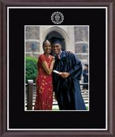 University of St. Thomas Photo Frame - Silver Embossed Photo Frame in Devon