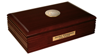 Macalester College Desk Box - Masterpiece Medallion Desk Box
