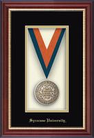 Syracuse University Medal Frame - Chancellor's Medal Frame in Newport
