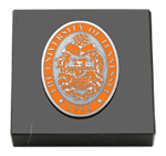 The University of Tennessee Knoxville Paperweight - Masterpiece Medallion Paperweight