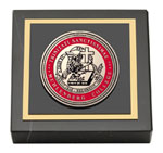 Muhlenberg College Paperweight - Masterpiece Medallion Paperweight
