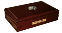 University of Colorado Boulder Desk Box - Masterpiece Medallion Desk Box