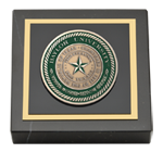 Baylor University Paperweight - Masterpiece Medallion Paperweight