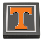 The University of Tennessee Knoxville Paperweight - Spirit Medallion Paperweight