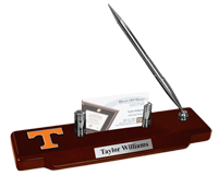 The University of Tennessee Knoxville Desk Pen Set - Spirit Medallion Desk Pen Set