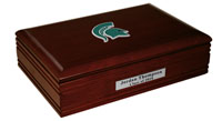 Michigan State University Desk Box - Spirit Medallion Desk Box