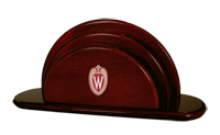 University of Wisconsin Madison Letter Sorter - Spirit Shield Medallion Letter Sorter