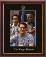 Tau Kappa Epsilon Photo Frame - Embossed Photo Frame in Galleria