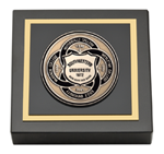 Southwestern University Paperweight - Masterpiece Medallion Paperweight
