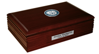 The University of Texas Arlington (UTA) Desk Box - Masterpiece Medallion Desk Box