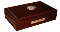 Lock Haven University Desk Box - Masterpeice Medallion Desk Box