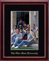 The Ohio State University Photo Frame - Gold Embossed Photo Frame - 8' x 10' in Galleria