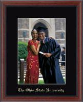 The Ohio State University Photo Frame - Gold Embossed Photo Frame in Signet