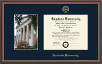Samford University Diploma Frame - Campus Scene Diploma Frame in Williamsburg