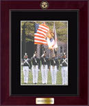 United States Military Academy Photo Frame - Masterpiece Medallion Photo Frame in Cordova