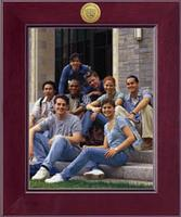 Westmont College Photo Frame - Century Gold Engraved Photo Frame in Cordova